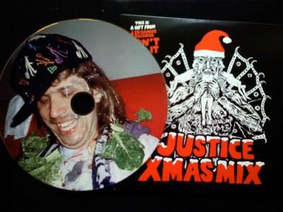 Justice Xmas Fabric unreleased