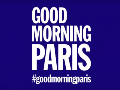 Good Morning Paris