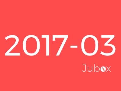 2017 - Playlist Mars Jubox