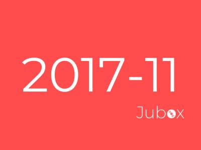 2017-11 Novembre Playlist