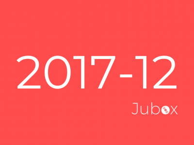 2017 Décembre playlist Jubox