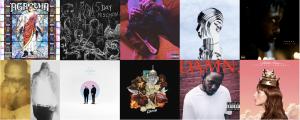 Best of albums 2017 Ju