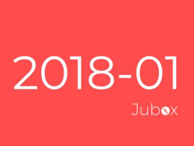 2018 Playlist Janvier