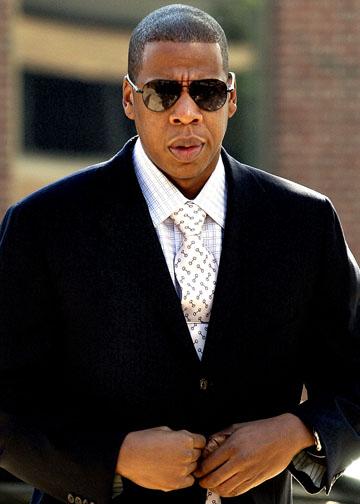 Roc A Fella CEO Jay Z