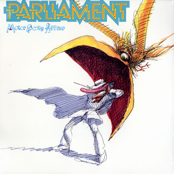 Parliament - The Motor-booty affair