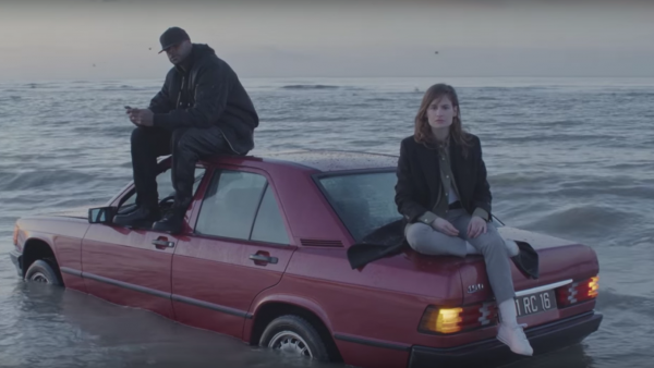 Christine and The Queens - Here feat Booba